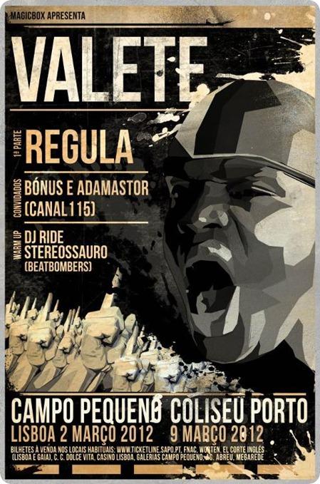Valete Tour