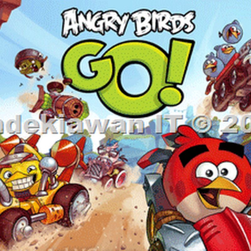 Angry Birds Go! Free Download
