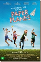 paper planes poster
