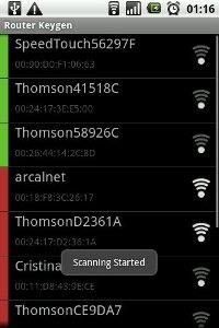 Descargar Generador de claves router para celulares gratis