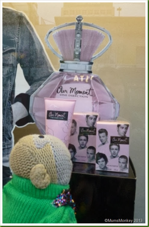 Our Moment One Direction perfume