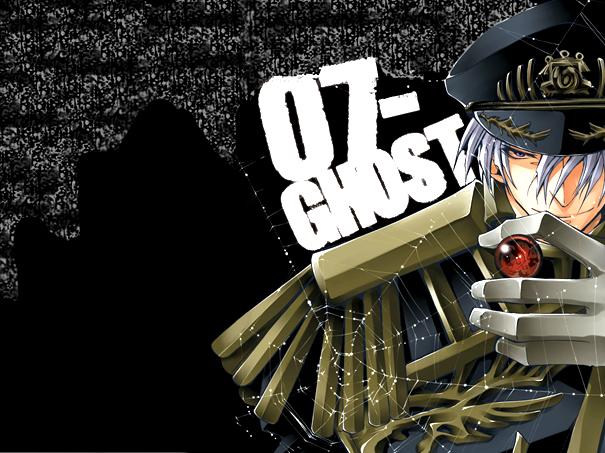 Anunciado Fim do Mangá de 07-Ghost