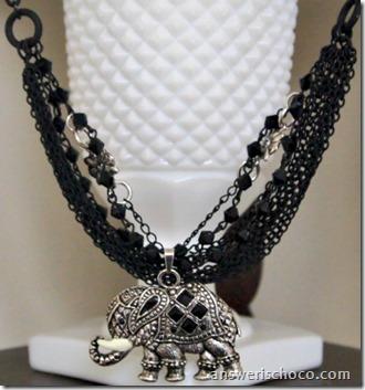 Elephant Amulet 1
