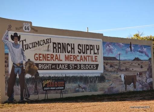 Tucumcari Murals