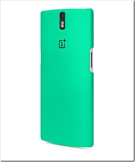 One Plus Back Cover Green