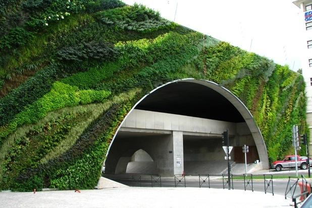 vertical garden by patrick blanc 8