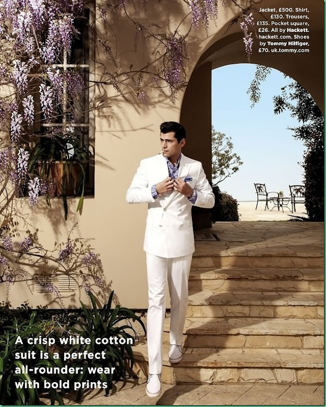 Sean O'Pry by Greg Lotus for GQ UK August 13