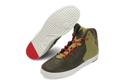 nike lebron 11 nsw sportswear lifestyle olive 1 09 A New Look at Nike LeBron XI NSW Lifestyle in Olive Colorway