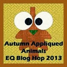 leaf applique hop
