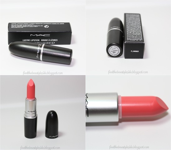 Mac Flamingo Lippenstift