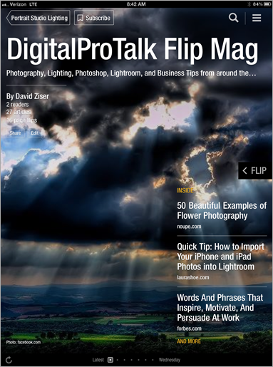 Flipboard Flip-It