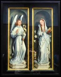 Memmling Annunciation