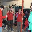 Roverscouts - Activiteiten - Foto - Installatie 2007