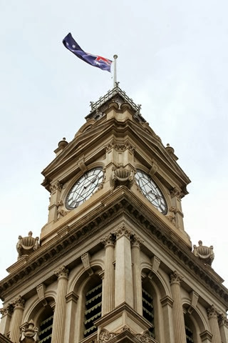 bendigo clock tower