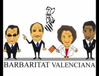 Barbaritat Valenciana