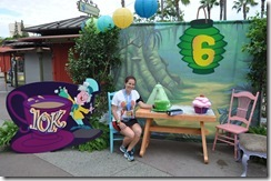 Disneyland 10K Mile 6