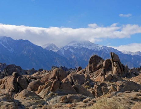 Alabama Hills &amp; Sierras2