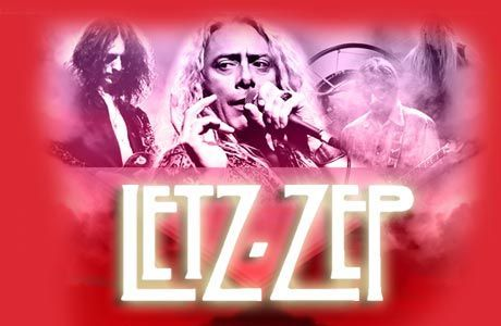 Letz Zep - Tributo ao Led Zeppelin no HSBC Brasil