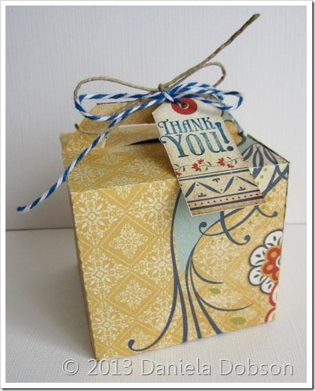 Box by Daniela Dobson