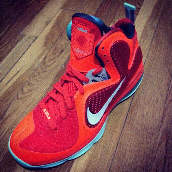 Nike LeBron 9 AllStar aka 8220Galaxy8221 Unreleased Sample
