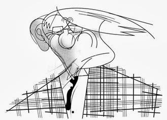 caricature habermas