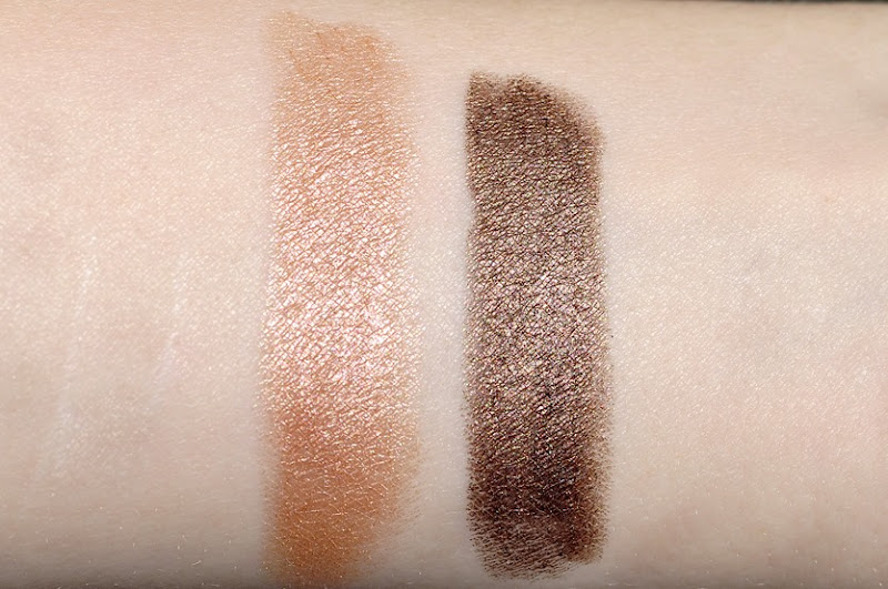 collection eyeshadow pencils review swatches