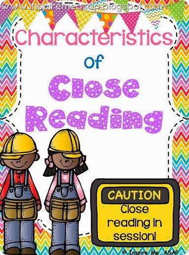 Characteristics of Close Reading