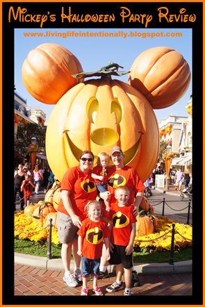 Disney Mickey Halloween Party Review