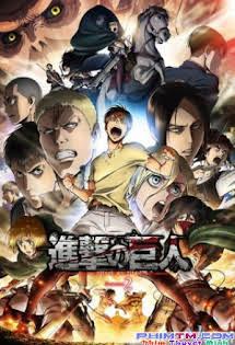 Shingeki No Kyojin :Phần 2 - Attack On Titan Season 2