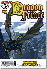 P00002 - Dragon Prince #2 (de 4)