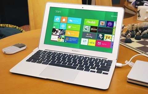 Instalar Windows 8 en Mac sin Boot Camp