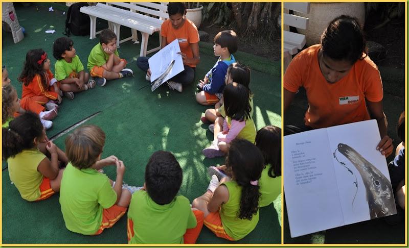 Infantil 4 Tarde - História no gramado3