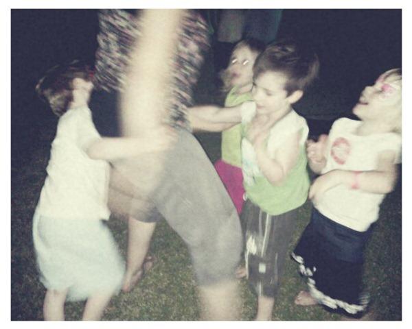 10. dancing