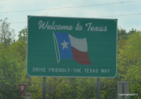Day 91_A LONG drive to Texas