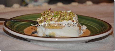 وصفة ليالي لبنان من www.fattoush.me