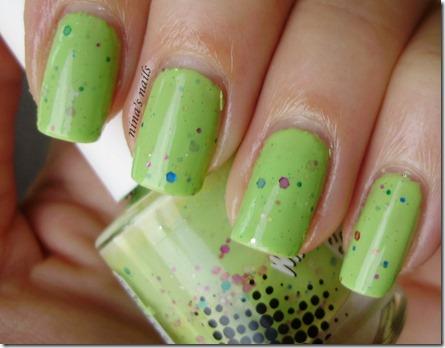 franken #04 creamy lime