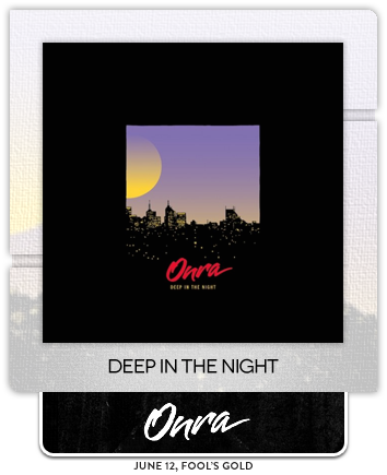 Deep in the Night by Onra