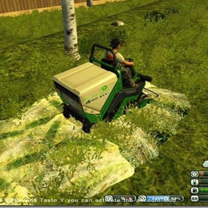 Farming simulator 2013 - Texture Fieno tagliato