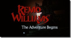 Remo Williams Title