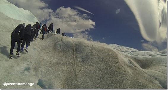 Trekking no Gelo