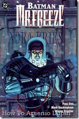 2011-09-30 - Batman - Mr. Freeze