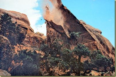 Landscape Arch Collapse
