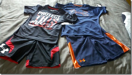 under armour outfits