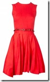 Preen Line Red Dress