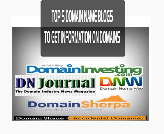 top-domain-blogs