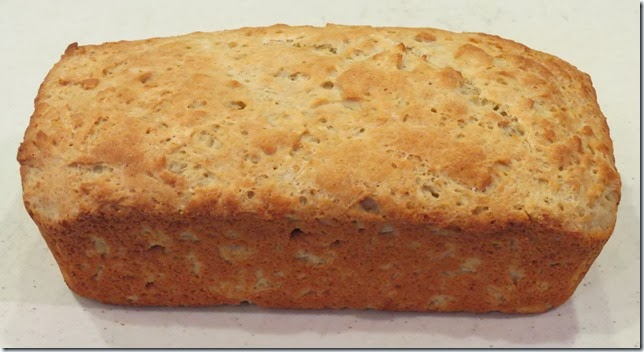 Gluten Free Buttermilk Bread 1-2-14