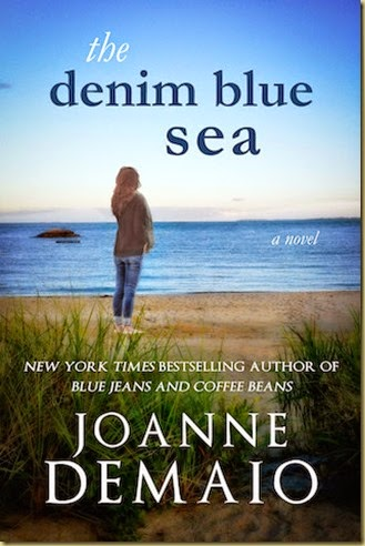 The Denim Blue Sea by Joanne DeMaio
