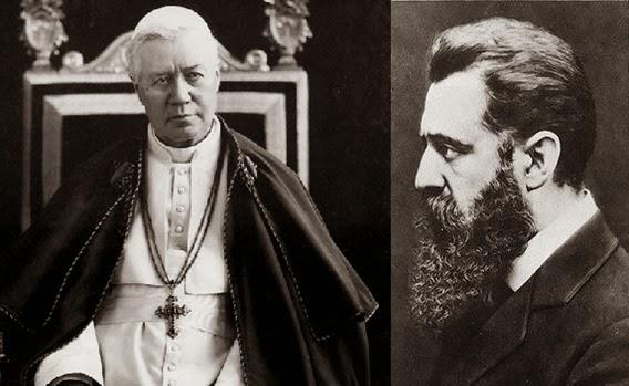 San Pio X -Theodor-Herzl