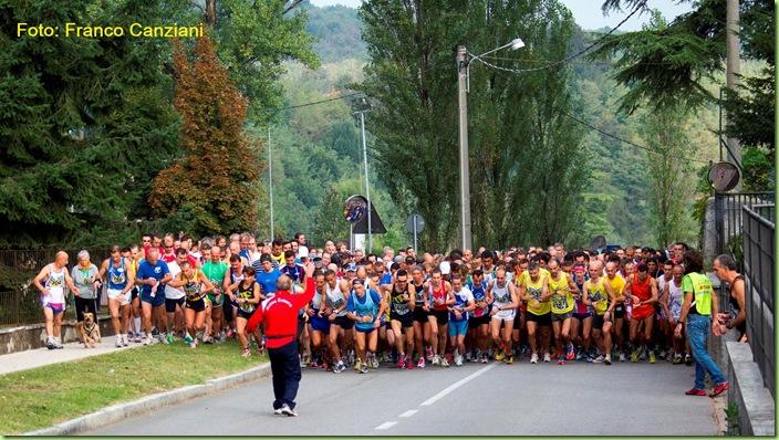 110 athlon run 2012