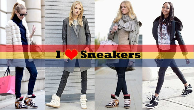 sneaker sapato salto interno moda feminina